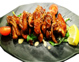 HD-teriyaki chicken dish