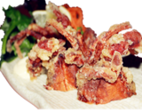HD-soft shell crab dish