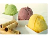 Gelato-Mango/chocolate/green tea/black sesame
