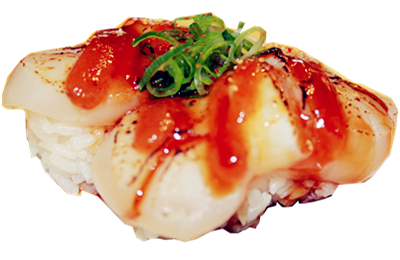 Aburi Spicy Miso Scallop