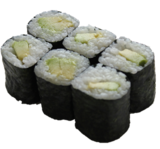 Mini Rolls- Avocado roll